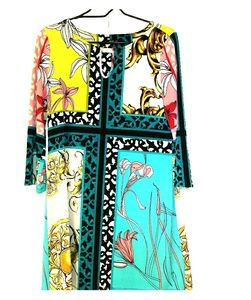 Style & CO Multiprint Dress